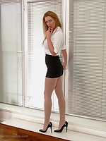 Ladies who wear high heels on a more or less regular basis tend to have nice legs